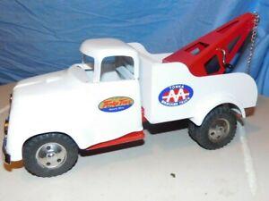 "Tonka Toys 1957"""" Custom Made"""" -AA- Ford Wrecker / Tow Truck"