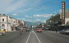 Photo. 1967-8. Kelowna, Bc, Canada. Bernard St