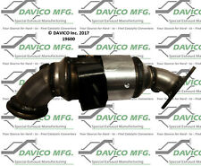Catalytic Converter-Exact-Fit Front Davico Exc CA 19600