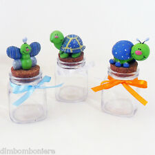 Offerta stock Bomboniere barattoli animali celesti battesimo nascita compleanno