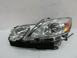 2007-2011 LEXUS GS350 GS430 GS460 OEM LEFT XENON HID HEADLIGHT WITH ADAPTIVE T2