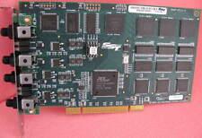 WOODHEAD SST DNP-PCI-4 V1.1.2, AMAT 0190-15756, PCI 4 PORT INTERFACE BOARD, 1 EA