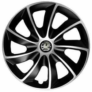 "16"" Wheel trims wheel covers fit Vauxhall Vivaro Astra Combo Zafira 16 inches"