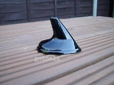 Hollow Dummy Black SAAB Style Shark Fin Aerial Antenna 9-3 9-5 93 95 Aero