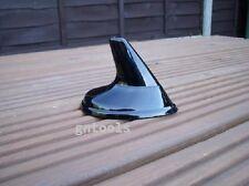 Hollow Dummy Black SAAB Style Shark Fin Aerial Antenna 9-3 9-5 93 95 Aero