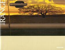 Volvo 1996-97 UK Market Sales Brochure 440 460 S40 V40 850 940 960