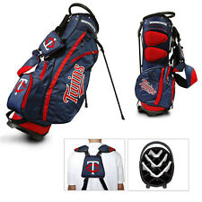 Authentic Team Golf Minnesota Twins Stand Golf Bag - NEW IN THE BOX!