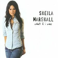 What If I Was * by Sheila Marshall (CD, Oct-2009, Smith Entertainment)