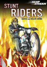 Stunt Riders (Edge: Slipstream Short Fiction Level 1)-ExLibrary