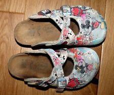 Birki's By Birkenstock Clogs Disney Mickey in love Children size EU27/ UK 9