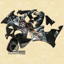 Black Gray ABS Plastic Fairing Bodywork For Honda CBR900RR CBR893RR 93-95 94 uhr