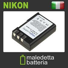EN-EL9 Batteria  per Nikon Digital Reflex D3000 D40 D40x D5000 D60 (EA6)