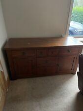 Solid Wood Sideboard