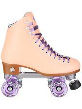 New Moxi Beach Bunny roller skates size 9 Peach Blanket Vegan (not Lolly Impala)