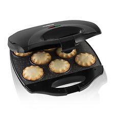 Tower T27014 8 Deep Fill Mini Pie Maker Easy Clean Non Stick  - Brand New !!!!