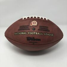 RARE 2007 Washington Redskins 75th Anniversary NFL Official Game Football Ball
