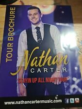 More details for nathan carter stayin up all night tour programme