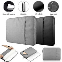 Laptop Sleeve Case Carry Cover Bag Waterproof for Macbook Air Pro 11 13 15Inch