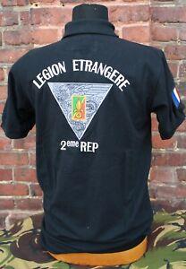 Polo  2ème REP (régiment étranger parachutiste )légion étrangère, parachutiste