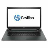 "HP Pavilion 17.3"" Laptop i5-4210U up to 2.7GHz 4GB Ram 750GB HDD 1600x900 Win10"