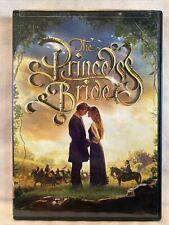 The Princess Bride Dvd Carl Elwes Chris Sarandon Andre The Giant Mandy Patinkin