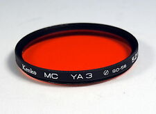 Kenko filtro mc ya3 52mm so-56 filtre - (203538)