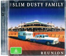 The Slim Dusty Family - Reunion (Deluxe Edition)  CD + DVD Set
