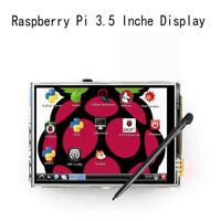 For Raspberry Pi 3 Model B 3.5 Inch Touch Screen Display Monitor 480x320 LCD Kit