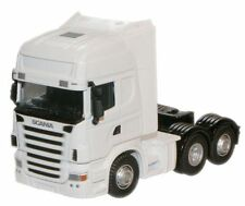 BNIB OO GAUGE OXFORD 1:76 (76WHSCACAB) PLAIN WHITE SCANIA CAB