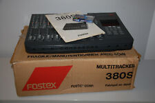 FOSTEX Multitracker 380S Mixing Console Cassette Recorder / XLR Inputs / Dolby S