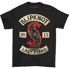 Slipknot Men's  Goat Tarot 2015 North America Tour T-shirt Black