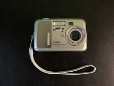 Kodak EasyShare CX7530 5.0MP Digital Camera - Silver. Tested And Working