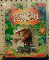 NEW - RAT FINK DIE CAST - NO. 76033 - MADE IN 2000 - ED BIG DADDY ROTH