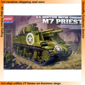 Academy 1/35 US Howitzer Motor Carriage M7 Priest