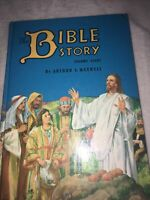 The Bible Story Book by Arthur S. Maxwell Volume 8 Eight Hardcover 1974 Vintage