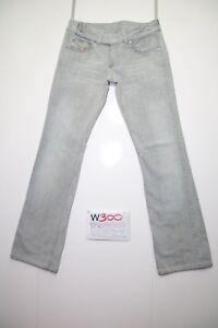 Diesel Cherone (Cod. W300) Tg41 W27 L34  ORLO RIFATTO jeans usato vintage