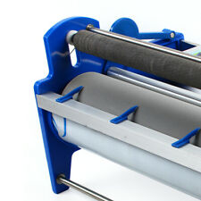 Stainless Steel Manual Wallpaper Roller Gluing Thick Glue Paste Machine 53cm 8L