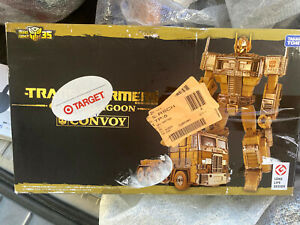 Transformers Masterpiece MP-10G Golden Lagoon Optimus Prime Convoy MISB
