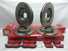 Brembo Rotors 25555 / 25583 & Pads P83037N / P83045N Lexus GS IS300 SC430