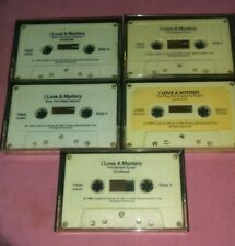 I Love A Mystery Old Time Radio Show 5 Audio Cassettes