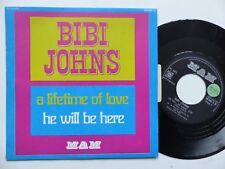 bibi JOHNS A lifetime of love MAM 5 Pressage FRANCE