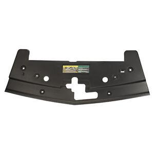 OEM NEW Upper Radiator Shield Cover Air Deflector 05-09 Mustang 5R3Z8C291AAA