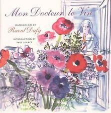 Mon Docteur, Le Vin (My Doctor, Wine)-ExLibrary