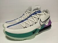🔥Nike LeBron 17 Low 'Glow-In-The-Dark' (CD5007-005) Men's Shoes Size 10.5 NEW