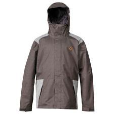 DC Shoes Habit 14 Snowboard Jacket (M) Dark Gull Grey