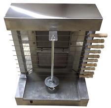 Shawarma Machine Gyro Doner Kebab Home Vertical Grill Trompo Para Taco Al Pastor