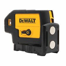 Dewalt Dw085k 5 Beam Self Leveling Laser Pointer With 14100 Accuracy