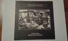 """Les Joyaux De La Princesse –The Blitz - Clear vinyl 7"""" Ltd 15 - (Death in June)"""