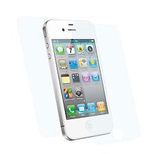 9x Matt Schutzfolie iPhone 4 4S Anti Reflex Entspiegelt Display Screen Protector
