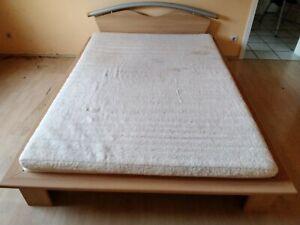 gutes Bett=Liegefläche140 x 200 cm=Matratze+Rollrost =Transport+Aufbau möglich *